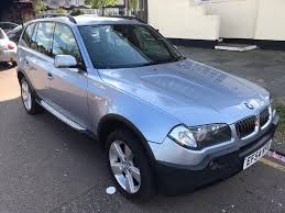 BMW Convertible bmw x3 cheap : 2005 BMW X3 Sport Superb YEAR MOT CHEAP TAX ALLOYS PARKING SENSORS ...