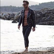 jacket boda skins menswear menswear style ss16 mens style mens leather jacket leather jacket leather real