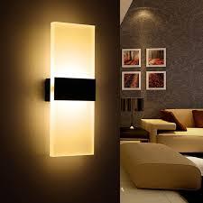 modern bedroom wall lamps abajur applique murale bathroom sconces home lighting led strip wall light fixtures