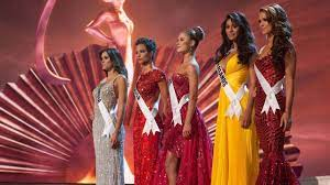 Miss Universe 2014 - TOP 5