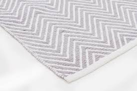 elegant grey and white chevron rug 23 black the collection corner 02