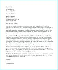 Sample Consulting Cover Letter Strategy Consulting Cover Letter Vitadance Me