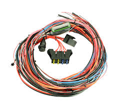 universal programmable ems 4 wiring harnesses aem product