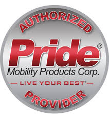Image result for pride mobility dealer seals