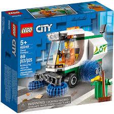 Đồ Chơi Lắp Ráp Lego City Xe Quét Đường 60249 (89 Chi Tiết) | Mykingdom  Official Store