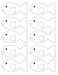 colored fish printables. Exellent Fish Go Fish Printable Game Inside Colored Printables E