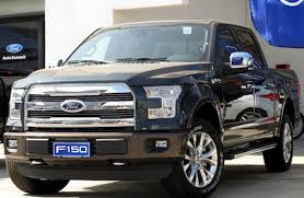Ford's F-Series light-weighting strategy is successful as record ...