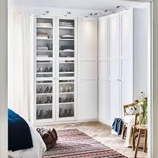 Making The Most Of Your Ikea Pax Wardrobe «Ikea Closet Organizers Pax