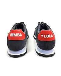 Bimba Y Lola Womens Retro Sneaker 181bz1301