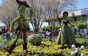 tour the topiary at epcot s flower and garden festival
