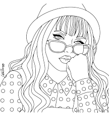 Find all the coloring pages you want organized by topic and lots of other kids crafts and kids activities at allkidsnetwork.com. Coloring Page Fashion Gal People Coloring Pages Cute Coloring Pages Turtle Coloring Pages