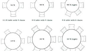 medium size of 6 seater round dining table dimensions in cm ft cloth conference for size