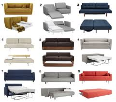 sofa bed design. Modern Sofa Beds And Sleeper Sofas Your Guests Won\u0027t Hate To Sleep On Bed Design H
