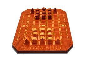 Wooden Sorry Board Game 100 To 100 Players First Play of Sovrano 100 to 100 Players 94
