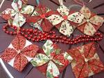 Christmas decorations to make out of fabric