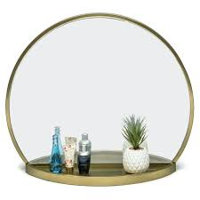 antique round table wall mirror with shelf in brass wall mirror with shelf australia antique round table wall mirror with shelf in brass wall mirrors