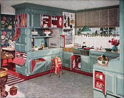 1953 armstrong kitchen by american vintage home via flickr