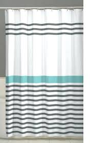 smlf simple stripe fabric shower curtain x inch striped kohls hookless shower curtain bathroom decor lighthouse shower