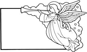 coloring pages angels christmas   murderthestoutangels coloring pages  free christmas coloring pages