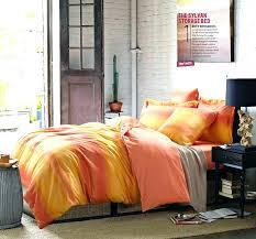 orange duvet cover queen burnt orange bedroom set orange duvet covers burnt orange king size duvet
