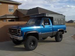 Larry's 1978 K10 [Archive] - Expedition Portal