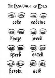 Eyes On Drugs Chart Pin On Drugged