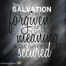 Christian Salvation Quotes