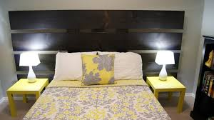 Nice Bedroom Decor Bedroom Simple Yellow And Gray Bedroom Design With Nice Small
