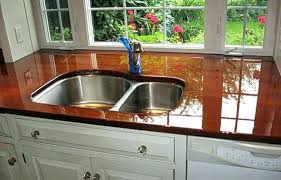 best finish for wood countertops learn more about stone coat how to kitchen extremely durable top