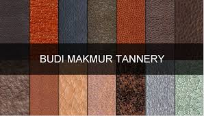 about budi makmur tannery leather hides skins specialist