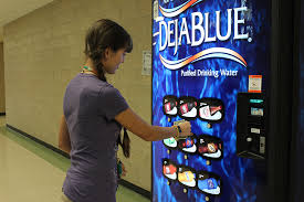 Vending Machines In Schools Amazing Vending Machines Brought Back To Keep Kids On Campus The Colt