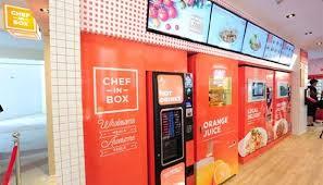 Vending Machine Restaurant Singapore Awesome Singapore To Expand Vending Machine Cafes