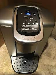 I am here to re assure you, making iced coffee in a keurig® brewer actually is as simple as it seems. City Market Keurig K Elite Single Serve K Cup Pod Coffee Maker Brushed Slate 1 Ct