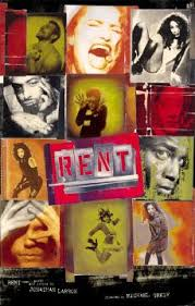 Rent Poster Rent The Musical Original Poster Kind Of Sad But Still Amazing One