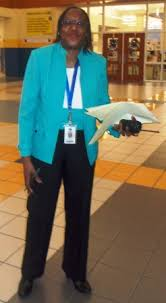 New Position Spotlight: Ms. Henrietta Montgomery—New administrator ...