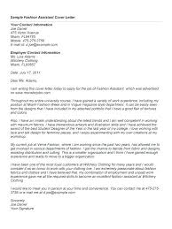 Assistant Curator Cover Letter Curatorial Assistant Cover Letter