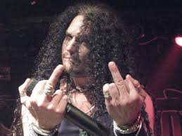 ZP Theart giving me double middle fingers. : Dragonforce