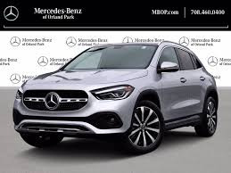 For 2021, the gla250 is for a more mature client. New 2021 Mercedes Benz Gla Gla 250 4matic Suv In Orland Park Mb12731 Mercedes Benz Of Orland Park