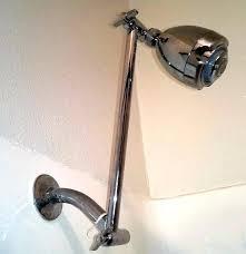 shower extension arm brass chrome shower extension arm adjule shower head extension arm oil rubbed bronze