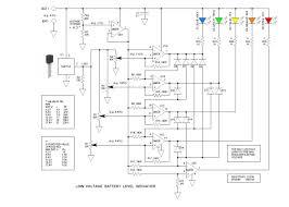 ez wiring diagram ez automotive wiring diagrams ez wiring diagram low voltage battery level indicator 1 2