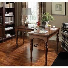 classic traditional soft curve l desk aspen furniture star furniture houston