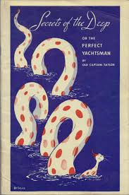 Yachtsman Chart Book Secrets Of The Deep Or The Perfect Yachtsman