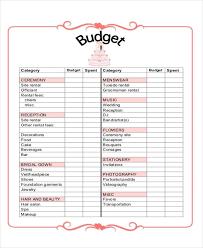Printable Wedding Planner 7 Wedding Planner Printable Sample Examples In Word Pdf