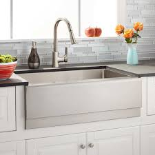 30 piers stainless steel farmhouse sink beveled a of 30 a sink