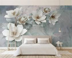 3d Wallpaper Fashion Oil Painting ...