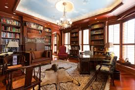 home library study room design ftempo