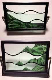 picture of falling sand art picture repair
