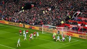 Manchester United delivered by DHL
