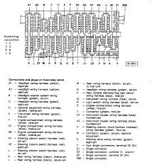 vw jetta fuse box wiring diagrams online