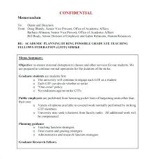 Confidential Memo Template Stunning Research Proposal Memo Format Template Tax Sample Phototripco